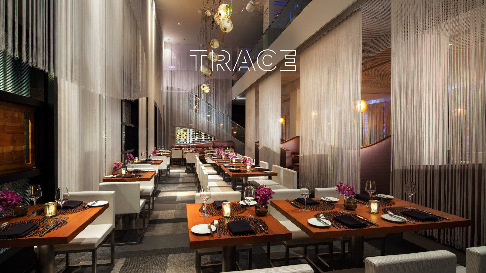 Step Into Our Dining Room At Trace Restaurant The W San Francisco For Modern